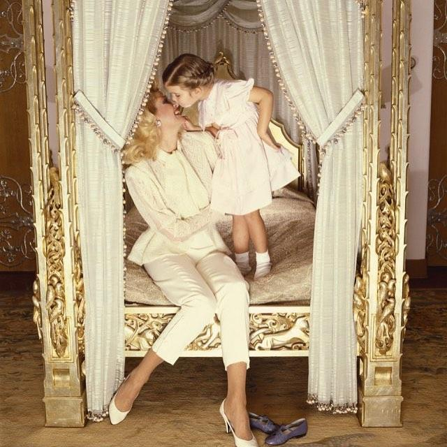 "<p>President Trump's eldest daughter honored the woman who gave her life with this classic snap: ""Happy<span title=""Edited""> Mother's Day to my incredible mom, Ivana. And to my children, thank you for giving me the gift of motherhood. You are my inspiration!"" </span>(Photo: <a href=""https://www.instagram.com/p/BUExq53lUHO/"" rel=""nofollow noopener"" target=""_blank"" data-ylk=""slk:Ivanka Trump via Instagram"" class=""link rapid-noclick-resp"">Ivanka Trump via Instagram</a>) </p>"