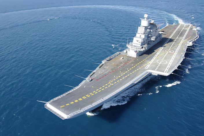 Buyer Beware: India's Russian-Made Aircraft Carrier Was A