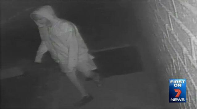 Gangs have carried out similar break-ins in the area. Source: 7 News