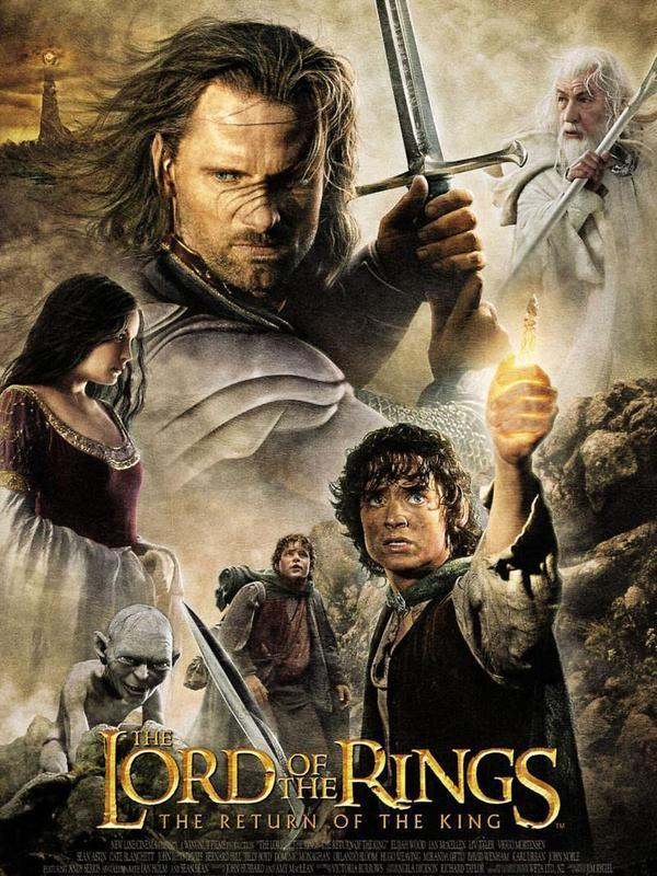 The Lord of the Rings: The Return of The King. (Foto: Dok. New Line Cinema/ IMDb)