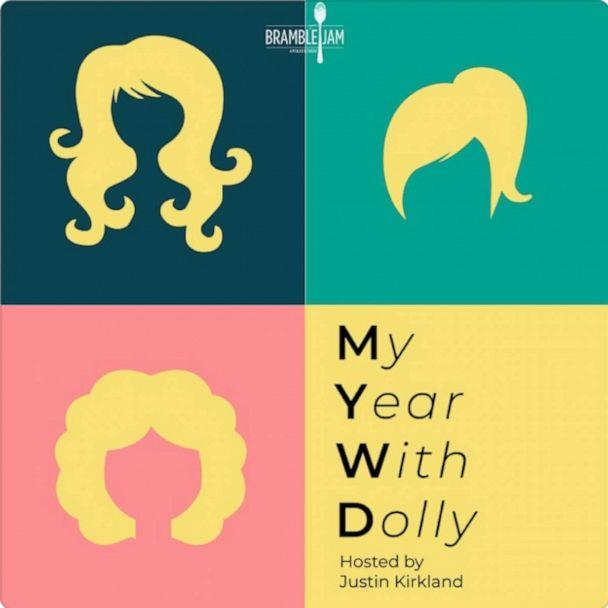 PHOTO: 'My Year with Dolly' podcast by Bramble Jam Podcast Network. (Bramble Jam Podcast Network.)