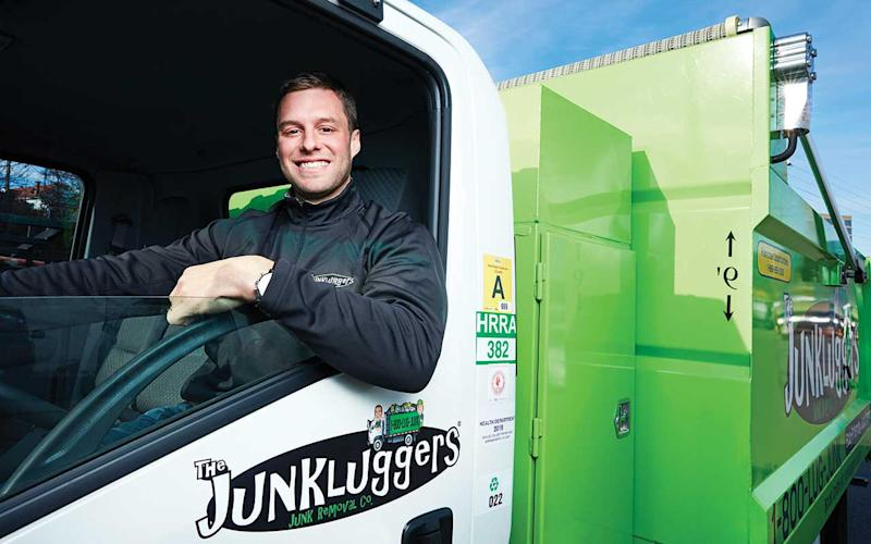 Small-Business Success Story: The Junkluggers