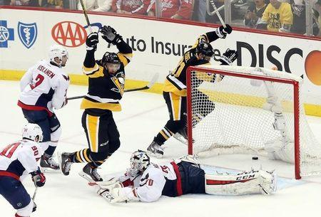 2d275acdbf7 NHL  Stanley Cup Playoffs-Washington Capitals at Pittsburgh Penguins