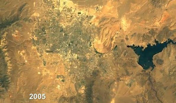 Watch Earth Change with New Zoomable Google Earth Tool