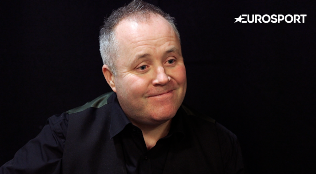 John Higgins arrived at Alexandra Palace looking to claim a third Masters title