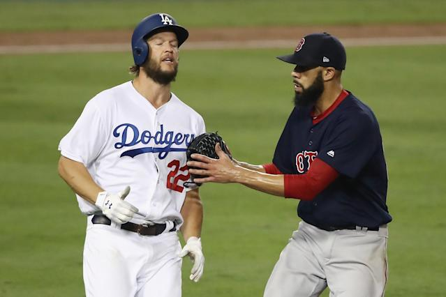 Over the last six years, the Dodgers are 31-30 in the postseason. (Getty Images)