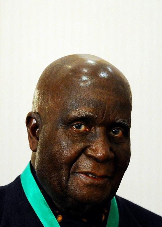 Founding father: Kaunda was Zambia's first post-independence president