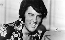 Elvis Presley (1935 bis 1977), der King of Rock 'n' Roll, machte in den 70-ern die Monster-Koteletten populär. (Bild: Keystone/Getty Images)