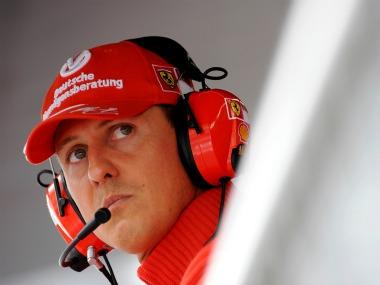 Michael Schumacher not to move from his home in Switzerland to Mallorca according to spokeswoman