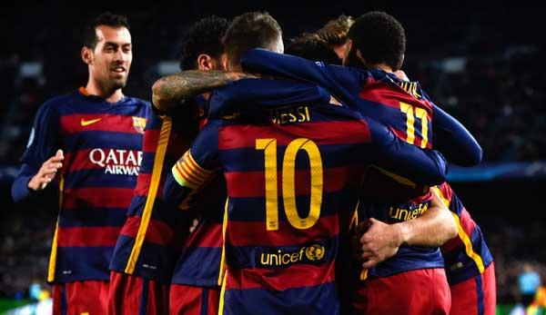 Champions League: Barca vs. Roma: 6:1! Erinnerungen an die unbezwingbare Armee