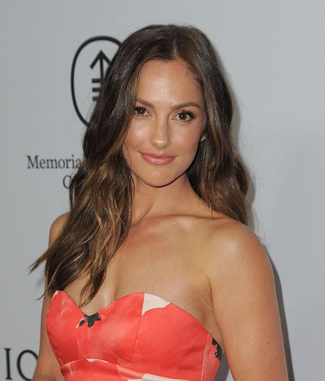 Minka Kelly has called out Harvey Weinstein. (Photo: ANGELA WEISS/AFP/Getty Images)