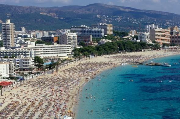 British holidaymaker in hospital after 70ft Magaluf balcony fall