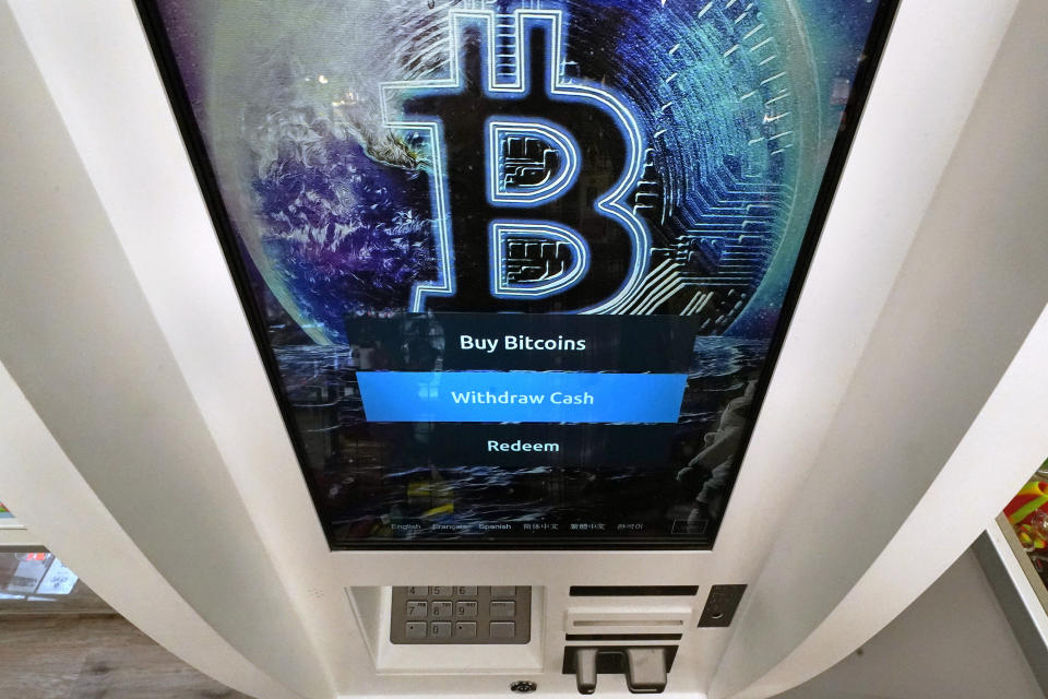 One expert has said now is a good time for investors to scoop up some bargains before crypto prices resurge again. Photo: AP