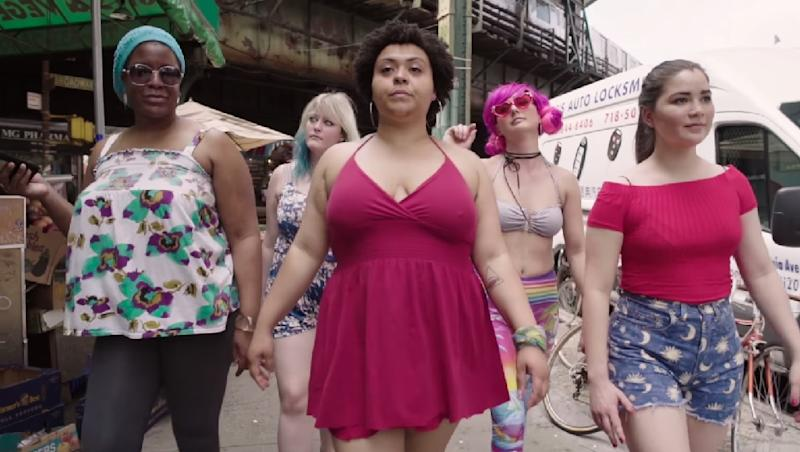 """Thunder Thighs"" is our body-positive summer anthem"