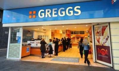 Soggy Sales See Greggs Profits Washed Out