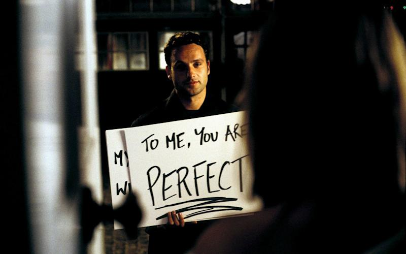 Andrew Lincoln in Love Actually - Credit: Allstar/WORKING TITLE