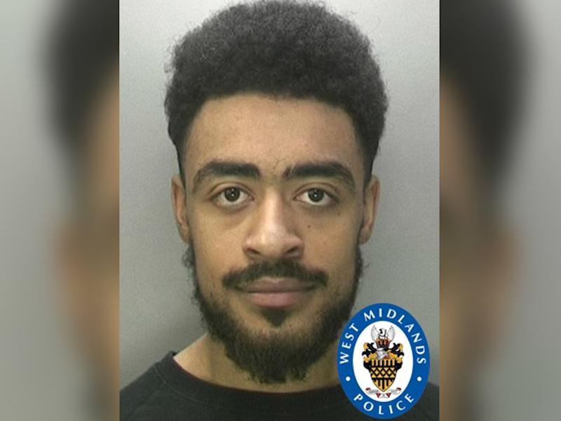 Police released an image of Tyrall Blake, who is wanted in connection with the death of Jack Donoghue: West Midlands Police