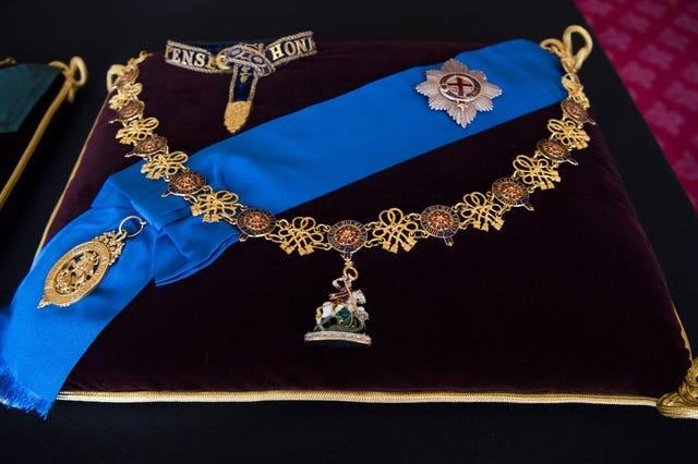 Duke of Edinburgh's medals