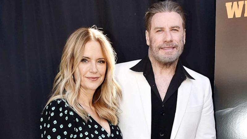 John Travolta commemorates late wife Kelly Preston's 58th birthday
