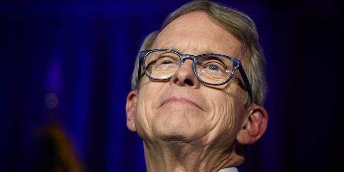 ohio governor mike dewine