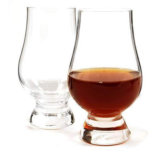 """<p><strong>GLENCAIRN</strong></p><p>amazon.com</p><p><strong>$14.13</strong></p><p><a href=""""http://www.amazon.com/dp/B00H143UXW/?tag=syn-yahoo-20&ascsubtag=%5Bartid%7C10067.g.36491587%5Bsrc%7Cyahoo-us"""" rel=""""nofollow noopener"""" target=""""_blank"""" data-ylk=""""slk:Shop Now"""" class=""""link rapid-noclick-resp"""">Shop Now</a></p><p>For scotch, a glencairn glass with its chunky foot and tapered shape, is traditional. The slightly narrower mouth and wider bowl allows you to judge both the scent of the whiskey and the alcohol content—no wonder it's a favorite of whiskey pros. </p>"""