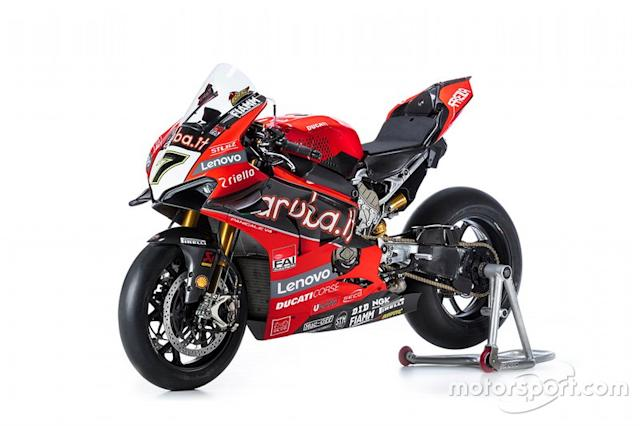 "Ducati Panigale VR 4 R 2020 <span class=""copyright"">Aruba.it Racing</span>"