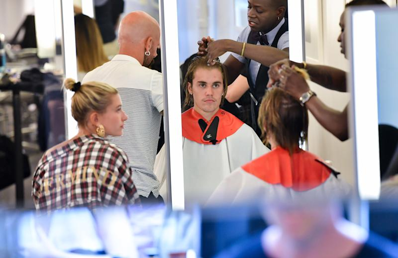 Justin Bieber Cut His Hair Into a Bob, the Haircut of 2018