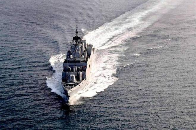 Malabar Navy exercise, Indian Navy, INS Kiltan