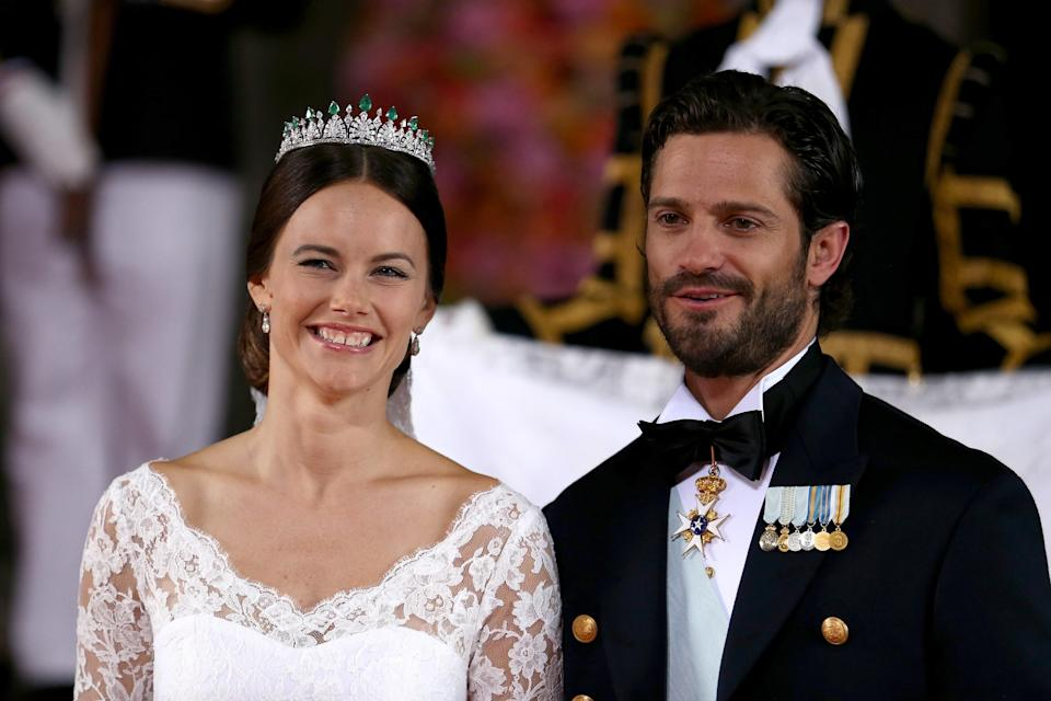 "<h1 class=""title"">Departures & Cortege: Wedding Of Prince Carl Philip And Princess Sofia Of Sweden</h1><cite class=""credit"">Andreas Rentz</cite>"