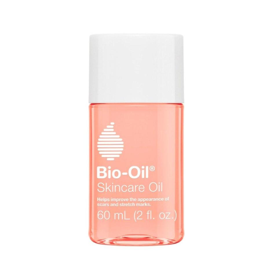"""This dry oil—which contains vitamins A and E, calendula, lavender, rosemary, and chamomile oils—has been a cult favorite for fading scars and stretch marks for years. It feels like nothing on your skin, yet leaves it soft and glowing. $10, Bio-Oil. <a href=""""https://shop-links.co/1726934845653013418"""" rel=""""nofollow noopener"""" target=""""_blank"""" data-ylk=""""slk:Get it now!"""" class=""""link rapid-noclick-resp"""">Get it now!</a>"""