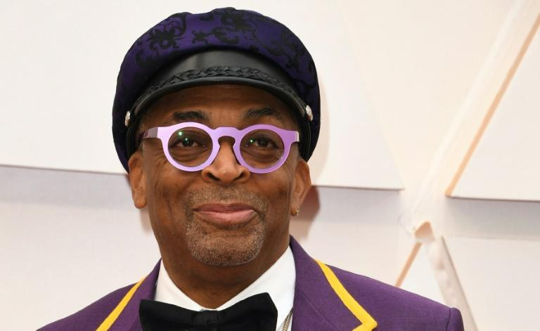 US director Spike Lee, a former Student Academy Award winner, was among the presenters in a virtual ceremony