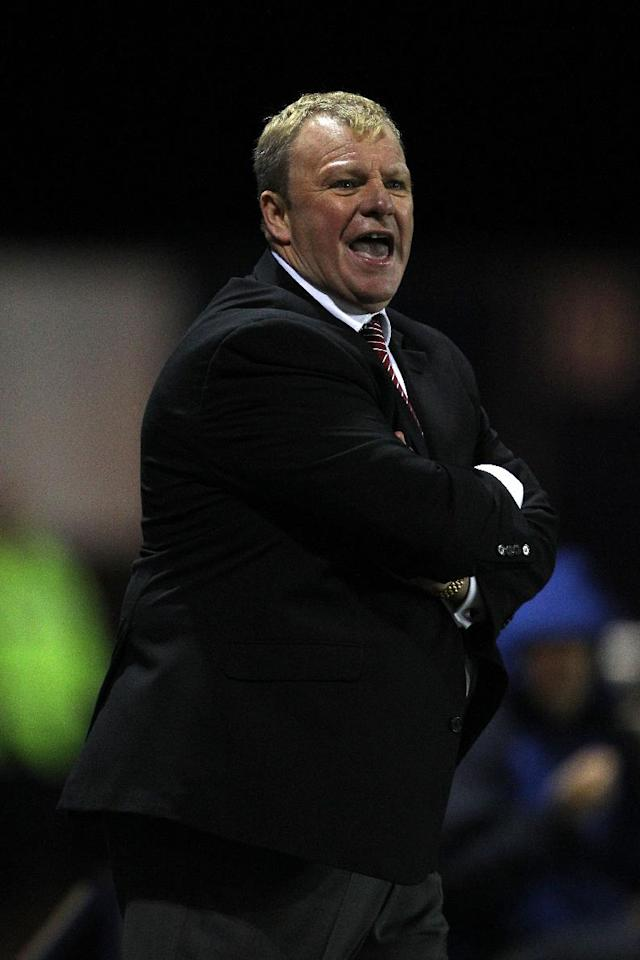 Steve Evans is preparing to bring another new face to Rotherham