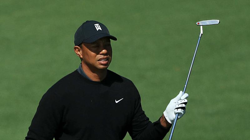 Live updates from Tiger Woods' Round 2 at Masters Tournament