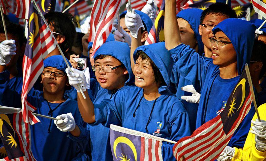 <em>Take a peek into a decade-old memory of a student performer at the 54th Merdeka Day parade held on Malaysia Day 2011.</em>