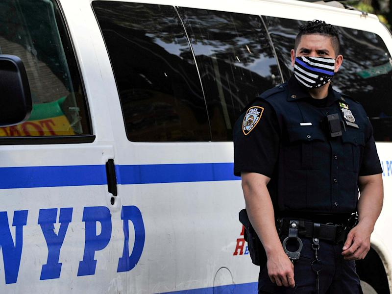 New York police say shootings up 130% on previous June: REUTERS