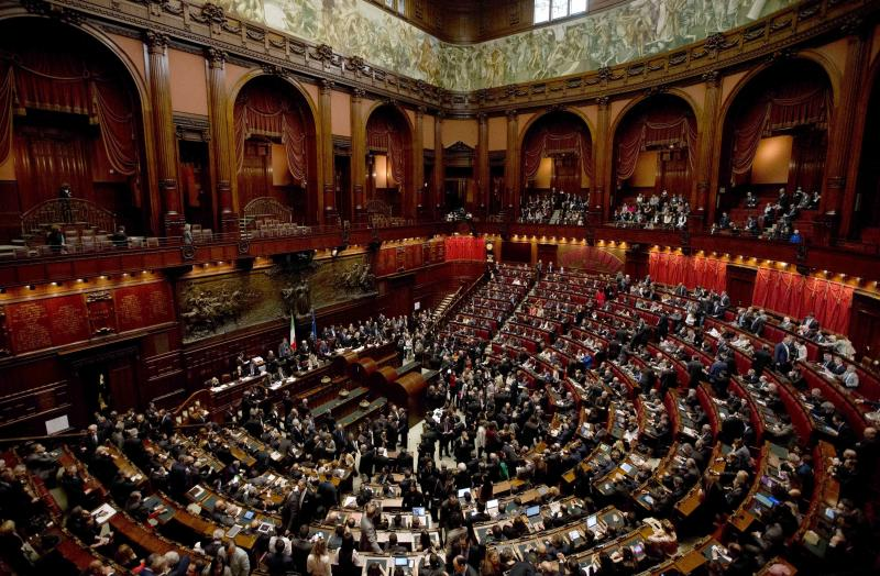 Lawmakers fail to elect new Italian president