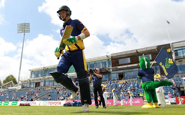 Glamorgan v Sussex in T20 could become a thing of the past - Rex Features
