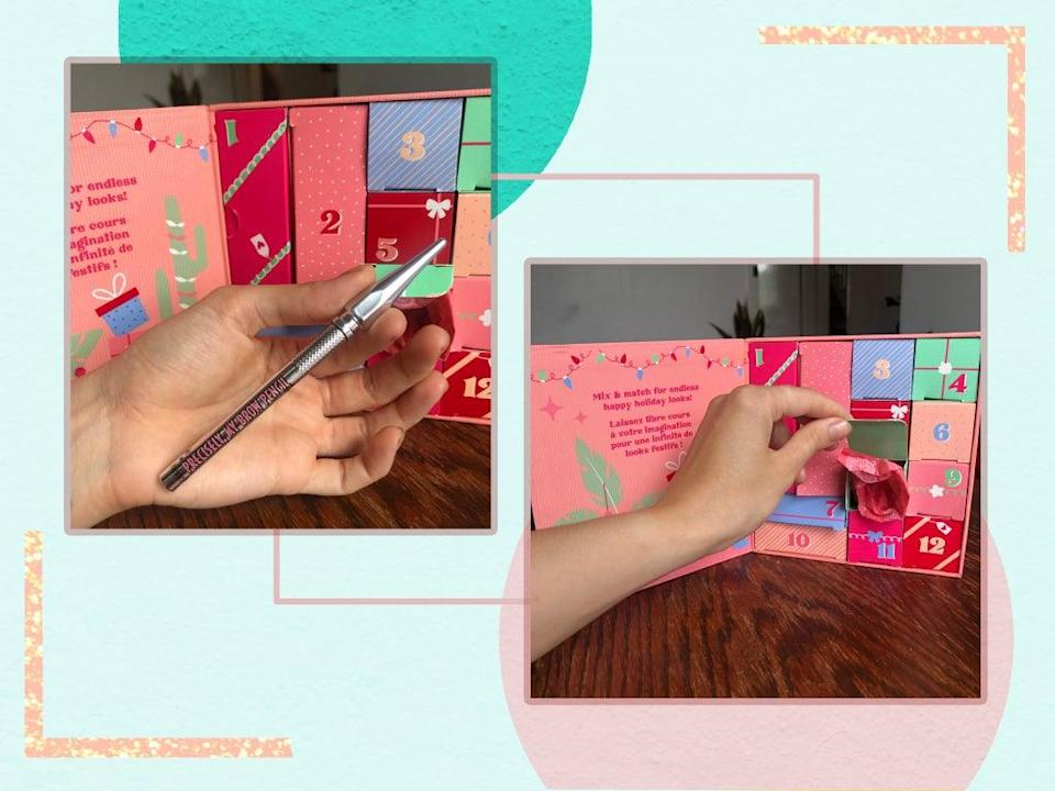 Benefit's 2021 advent calendar features 12 products  (iStock/Eleanor Magill)