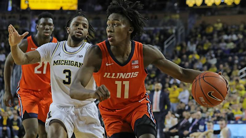 After withdrawing from NBA Draft, Illinois' Ayo Dosunmu must fix glaring flaw in his game