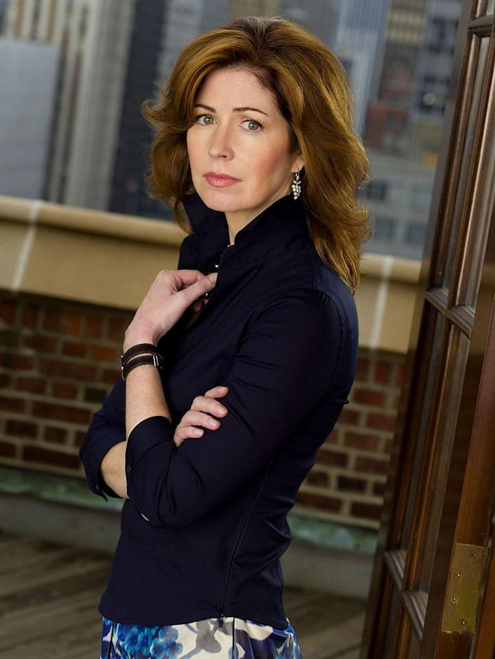 Dana Delany stars as Ellie Caine in Kidnapped on NBC.