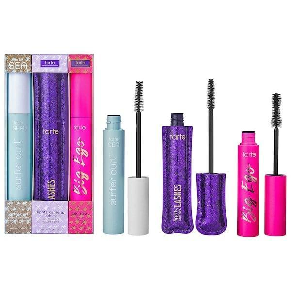 <p>It's up to you how generous you want to be with the three full-size mascaras in this <span>Tarte Save, Share, and Surprise Mascara Set</span> ($35). Give the kit to a lash-loving BFF, or split it among friends (and yourself) instead.</p>