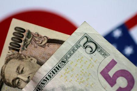 Dollar dips against safe haven yen after Syria strikes