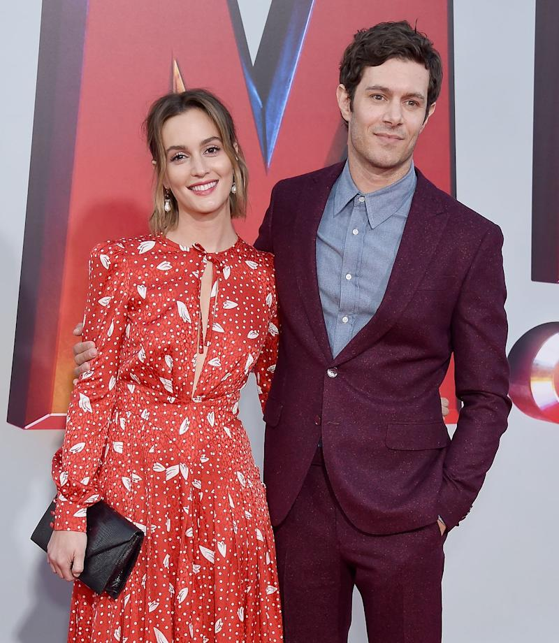 Leighton Meester Is Reportedly Pregnant With Her Second Baby!