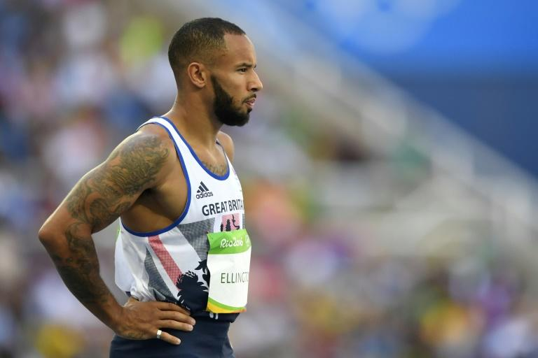 Britain's James Ellington pictured at the 2016 Olympics