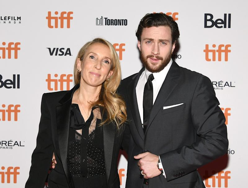 Aaron Taylor Johnson Reminds Fans On Instagram Of His Upcoming Film A Million Little Pieces