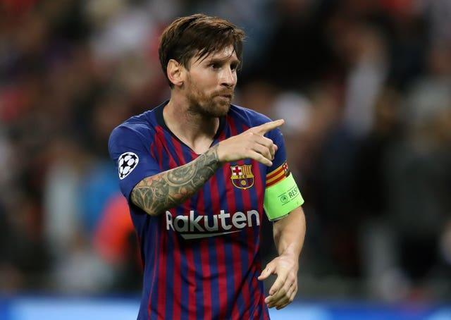 Messi is set to leave the club due to financial constraints on Barcelona