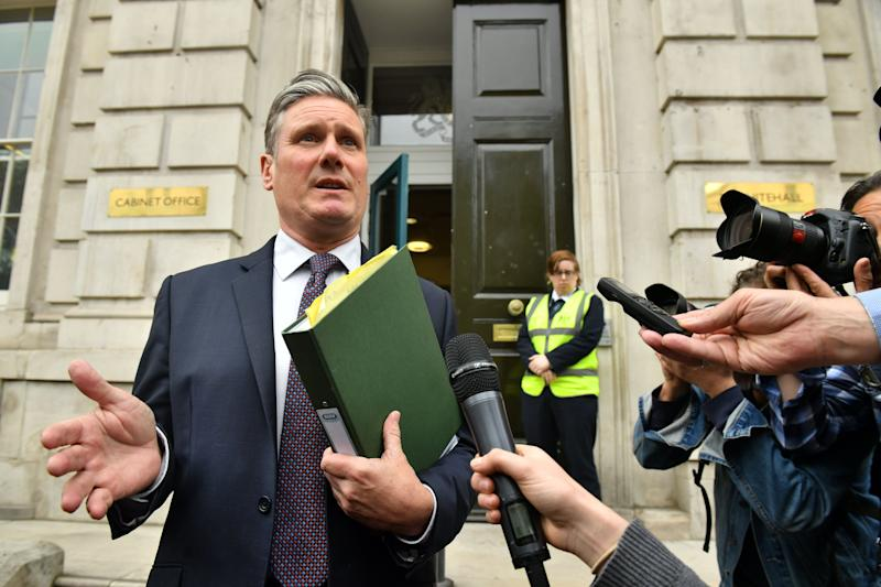 Keir Starmer (Photo: PA Wire/PA Images)