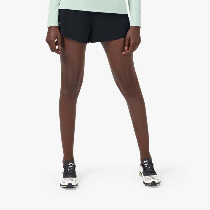 """""""On Running isn't just known for making incredible shoes anymore. These running shorts feature a multilayer design that's so lightweight, it feels like you have nothing on! I love the liner, which features a silicone grip to prevent your shorts from riding up no matter how fast you run. No chafing here!"""" - <em>D.D.</em> $80, On Running. <a href=""""https://www.on-running.com/en-us/products/running-shorts"""" rel=""""nofollow noopener"""" target=""""_blank"""" data-ylk=""""slk:Get it now!"""" class=""""link rapid-noclick-resp"""">Get it now!</a>"""