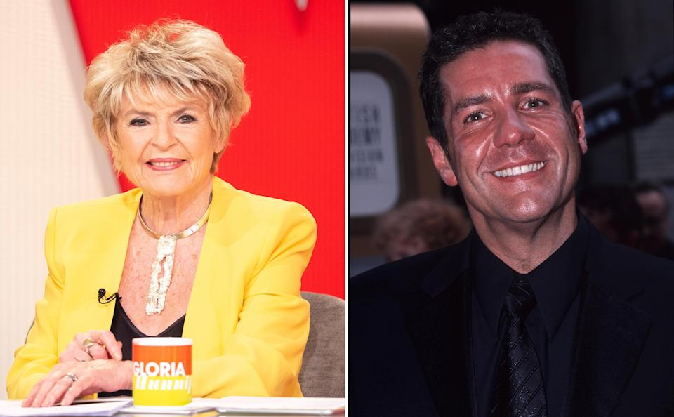 Gloria Hunniford speaks out on Dale Winton's cause of death. (REX)