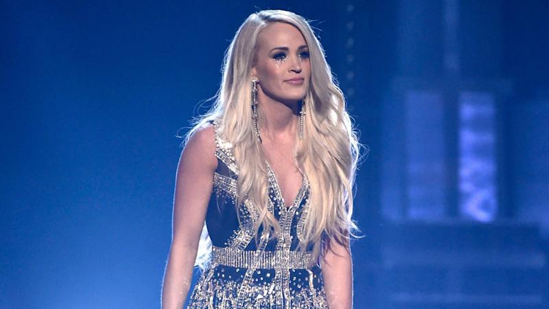 Carrie Underwood Shares Story Behind Serious Fall